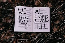 Why We Don't Need To Be Afraid To Share Our Stories