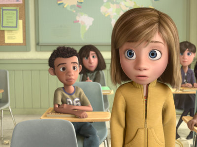 The Lifesaving Skills Pixar's New Movie 'Inside Out' Is Teaching You And Your Children